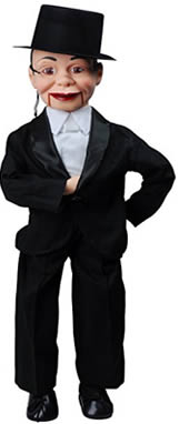 Charlie McCarthy doll
