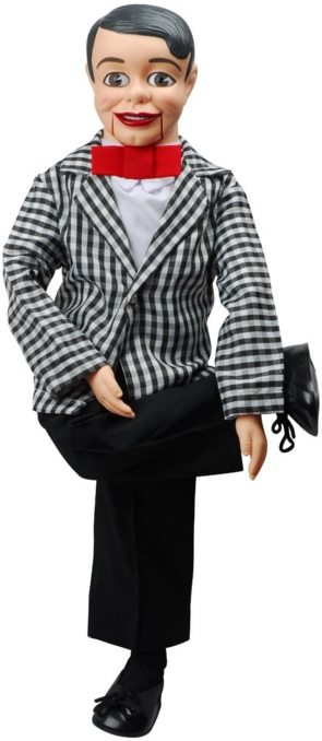 Danny O'Day Dummy Ventriloquist Doll