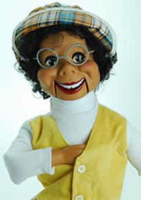 Lester Dummy Ventriloquist