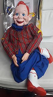 howdy doody ventriloquist