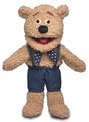 Silly Bear Hand Puppet
