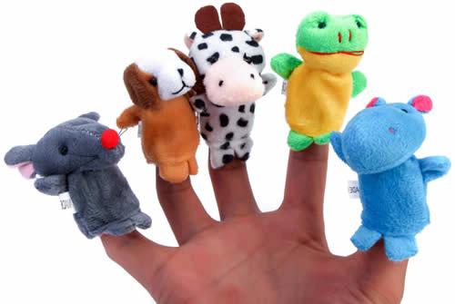 Betterline puppets