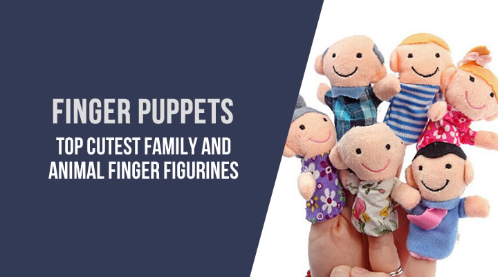 Finger puppets reviews