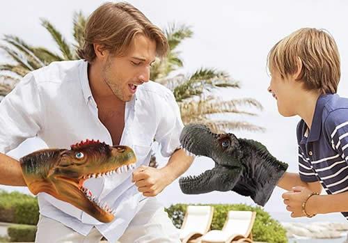 JoyJon Dinosaur Hand Puppets