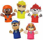 Nickelodeon Paw Patrol Finger Puppets