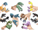Rainbow Yuango Finger Puppets