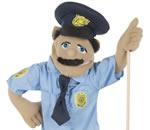 Rescue puppet set