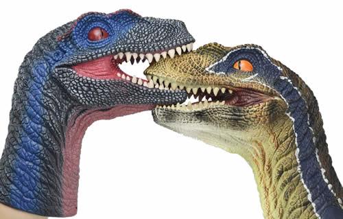 Zerospace Dino Hand Puppet