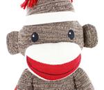 Plushland Sock Monkey